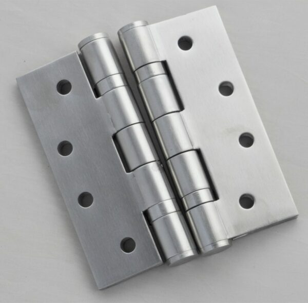 Fire-rated hinges